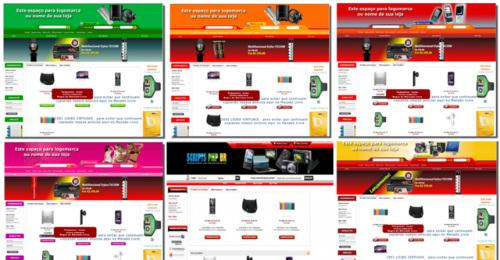 Exclusive Site Shop Full + 60 Layout + System Payments