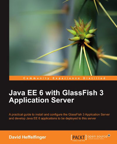 Java EE 6 with GlassFish 3 Application Server eBooks
