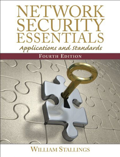 Network Security Essentials: Applications and Standards (4th Edition) eBooks