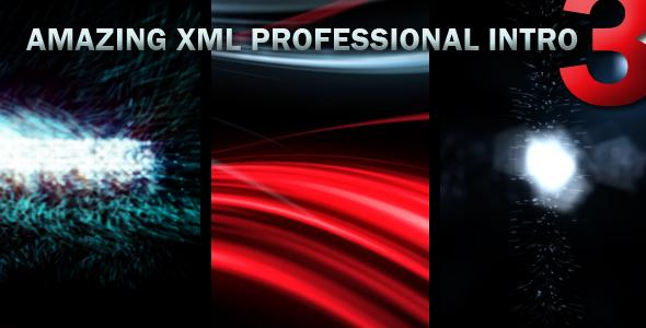 ActiveDen – Amazing XML Professional Intro 03