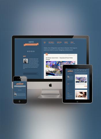 CSSIgniters – Hartee Premium WordPress Theme