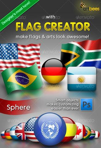 GraphicRiver – Flag Creator