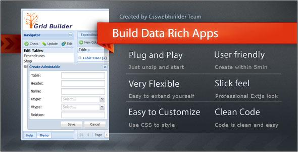 Grid Builder: Data Collecting made easy