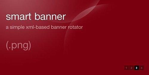 Smart Banner – XML – Based Banner Rotator