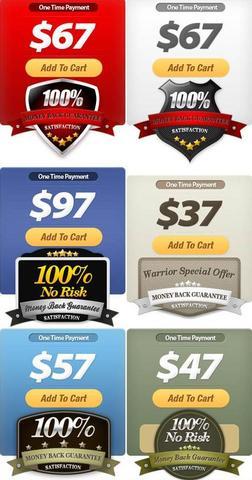 Web Price Tags