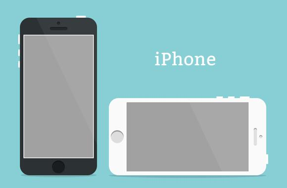 WeGraphics – Minimal Apple Product Templates