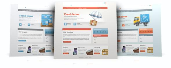 YooTheme Milk template v5.5.9 for WordPress