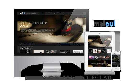 TZ Meloul – Responsive Joomla 3.0 Template