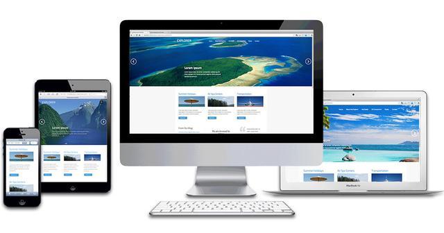 HotJoomlaTemplates – Hot Explorer Template for Joomla 2.5 & 3.0