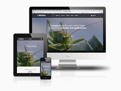 JB Motion Template for Joomla 2.5 – 3.0