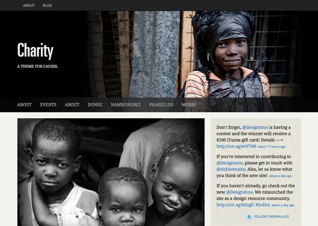 UpThemes – Charity Theme V1.1.3 For WordPress