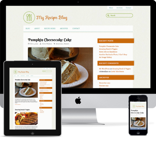UpThemes – Yumblog Theme v1.2.1 For WordPress