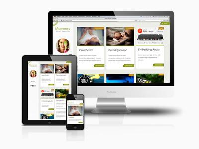 JB Moments Template for Joomla 2.5 & 3.0