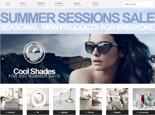 JoomlaXTC LIfestyle Outpost template v1.0.0.7 for Joomla 2.5 – 3.x