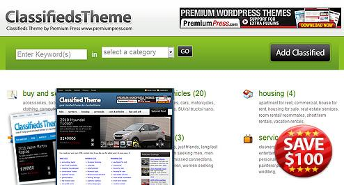 PremiumPress – Classifieds Theme v7.1.4 For WordPress