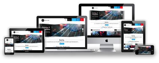 RT Fracture WordPress Theme