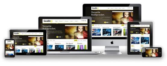 RT Graffito WordPress Theme