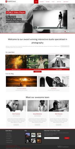 YouJoomla – YJ Photolicious Template v1.0.13 for Joomla 2.5