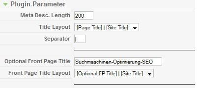 SEO Generator v3.1 – Joomla SEO Plugin