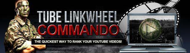 Tube Link Wheel Commando Lite Cracked