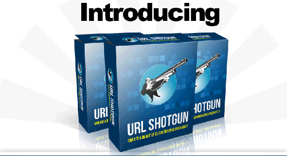 URLShotgun – Create a blast of cloaked links instantly