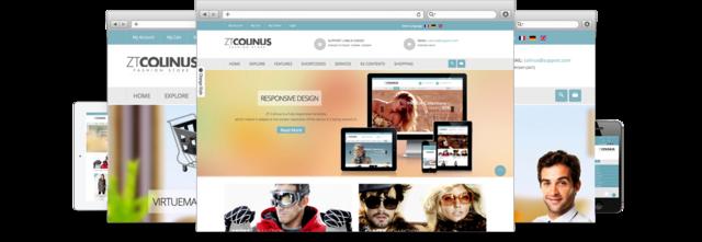 ZT Colinus – Responsive Virtuemart Ecommerce Joomla 2.5 Template