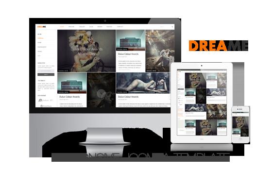 TemPlaza – Dreame v1.1 – Responsive Joomla Template