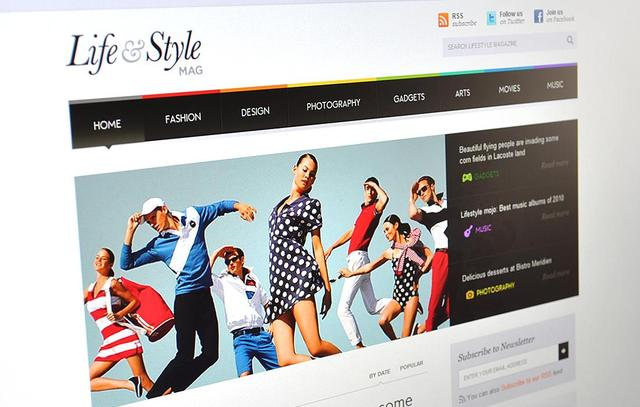 Lifestyle v2.0.7 Magazine WordPress Theme