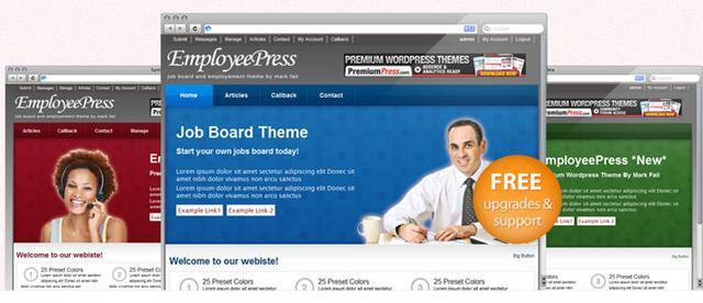 PremiumPress – EmployeePress Theme v7.1.4 for WordPress