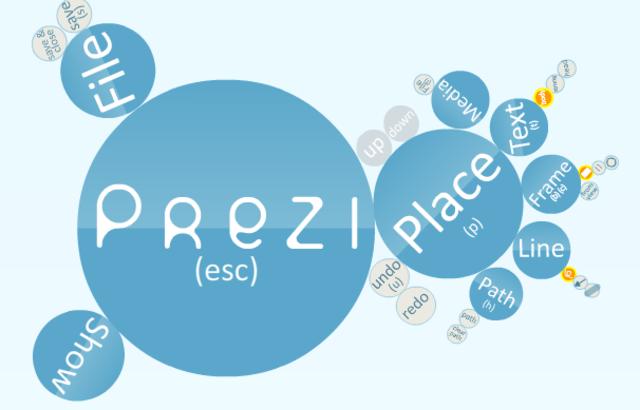 Prezi v4.7.3 (latest) Make presentations great!