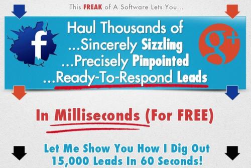 Social Lead Freak 1.6 Crack