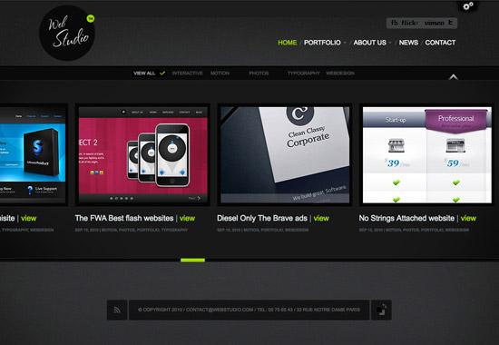 ThemeFuse – WebStudio v3.0 Creative WordPress Theme
