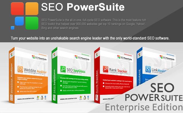 SEO Power Suite V.4.13.12