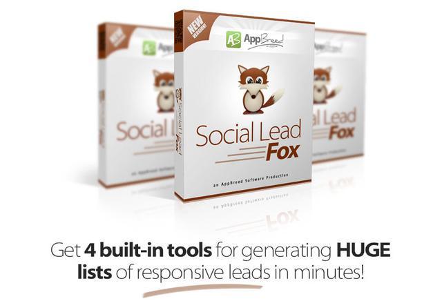 Social Lead Fox v1.0.1.3