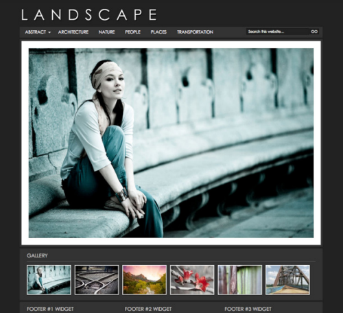 StudioPress – Landscape v1.0.1 WordPress Theme