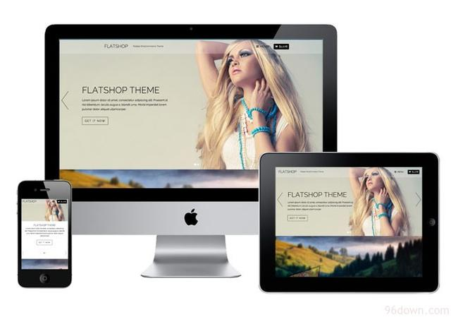 Themify – Flatshop v1.0.1 WordPress Themes