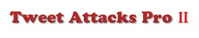 Tweet Attacks Pro v5.2 Cracked by Hotcrack