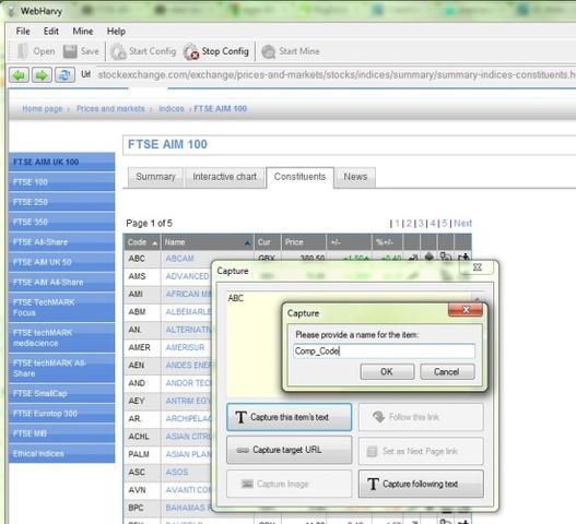 WebHarvy 3.1.0.69