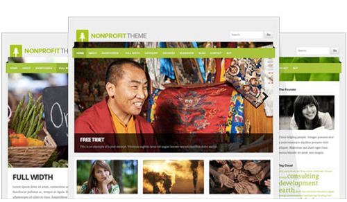 Organicthemes – Non-Profit v4.1.6 WordPress Theme