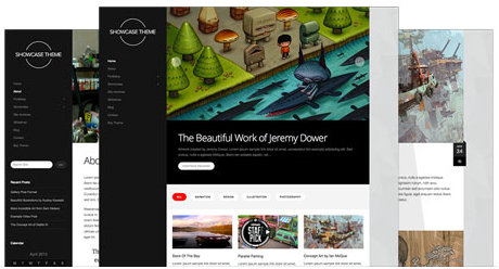 Showcase v3.0.5 Organicthemes WordPress Theme
