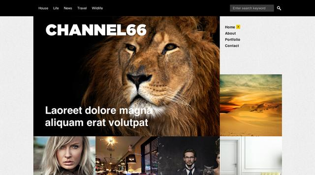 ThemesKingdom – Channel66 v1.3 – Business WordPress Theme