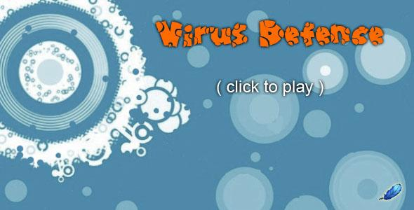 ActiveDen – Flash Games Virus Defence