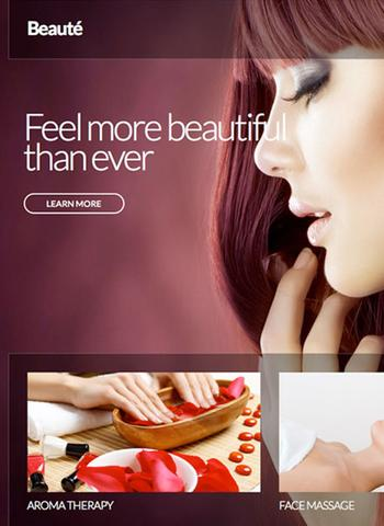 CSSigniter – Beaute v1.0.1 – A Beauty & Health WordPress theme