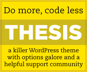 DIYthemes – Thesis 2.1.6