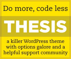 DIYthemes – Thesis 2.1.6