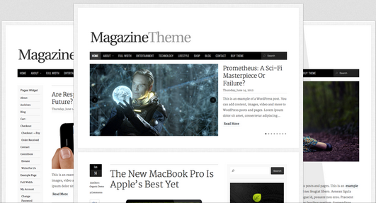 Obox Design – Magazine v.4.2.3 – Premium WordPress Themes