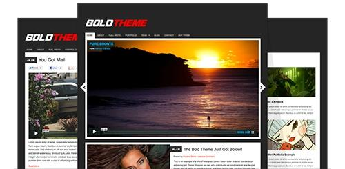 OrganicThemes – Bold Theme v3.2.4 – WordPress Theme