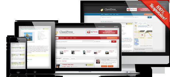 AppThemes – Classipress Theme v.3.3.2