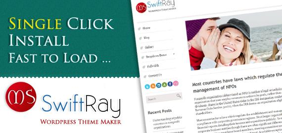 Inkthemes – SwiftRay v2.0.6 Fastest Premium WordPress
