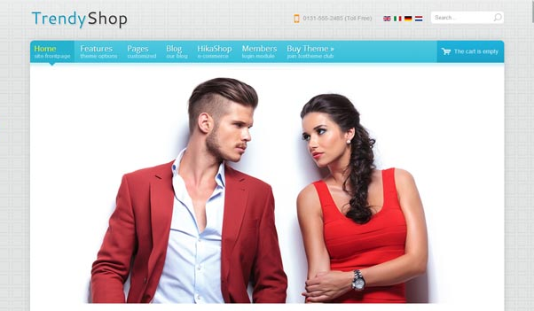 IT TrendyShop v1.0 Joomla 3.2